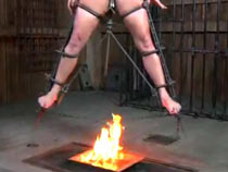 Waterplay and fireplay from Infernal Restraints